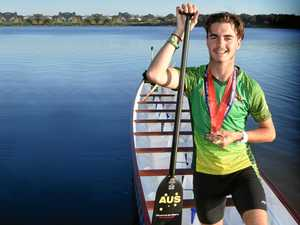 Travis paddles his way to Sportsperson award