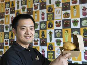 Design your own lunch at city's favourite burger joint