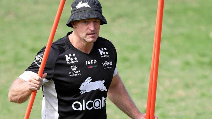 South Sydney have parted ways with coach Michael Maguire after a disappointing season.