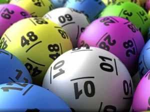 Check your tickets Bundy, someone's won $30m on lotto
