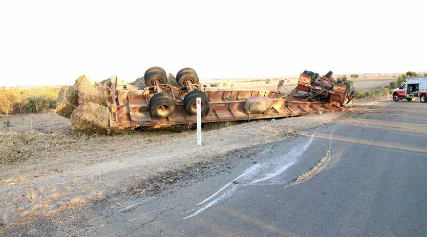FOUR FATALITIES: Fatal truck roll over on Monday in Taroom.