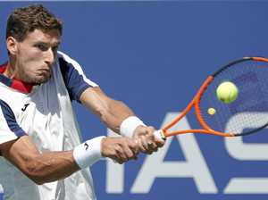 Spaniard steps out of Nadal's shadow