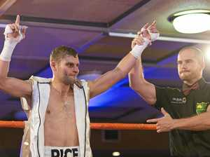 Rice to defend title against familiar foe