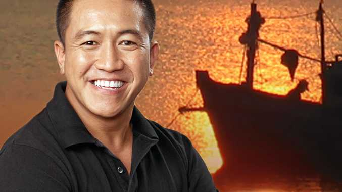 Comedian Anh Do is performing in Bundaberg.