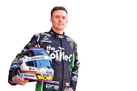 Mark Winterbottom is gearing up for the 2016 Bathurst 1000. [pics for e10 campaign sponsored content 7-10-16. can be used wherever after that] Photo: Georja Ryan