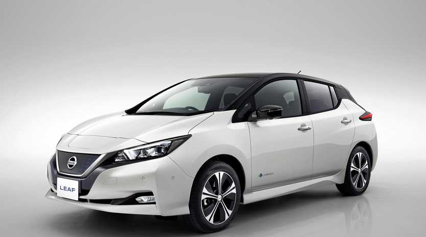 New 2018 Nissan Leaf Electric Vehicle To Have 400km Range