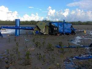 Report reveals cause of Curtis Island chopper crash