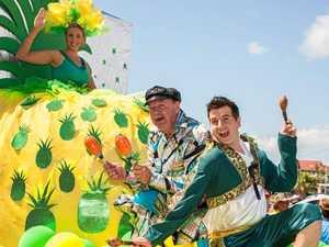 Pinefest brings sweet history