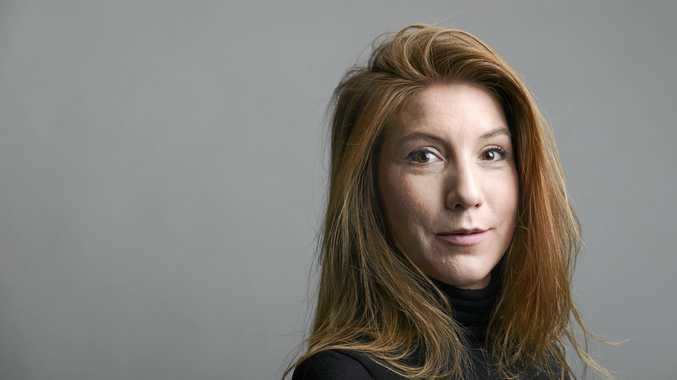 Kim Wall's headless body washed ashore in Copenhagen.