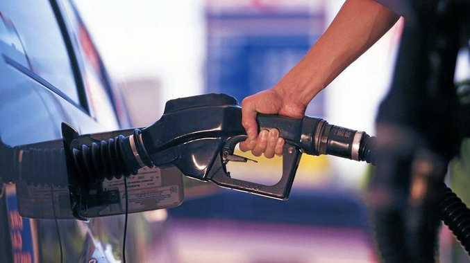 CHEAP FUEL: RACQ says Bundy wears the cheap fuel crown.