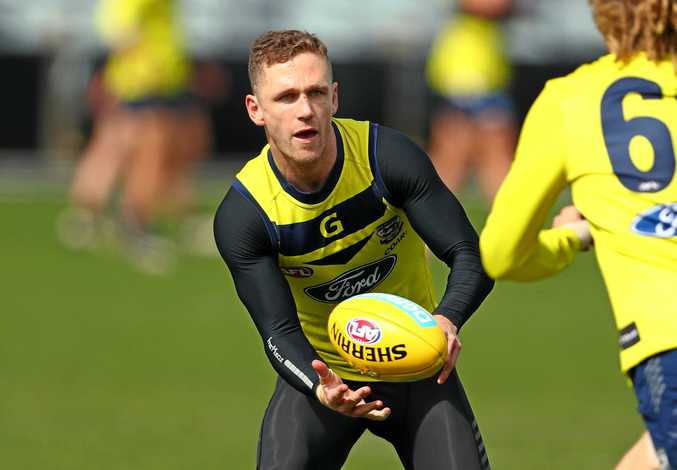 Joel Selwood will return to action against Richmond.