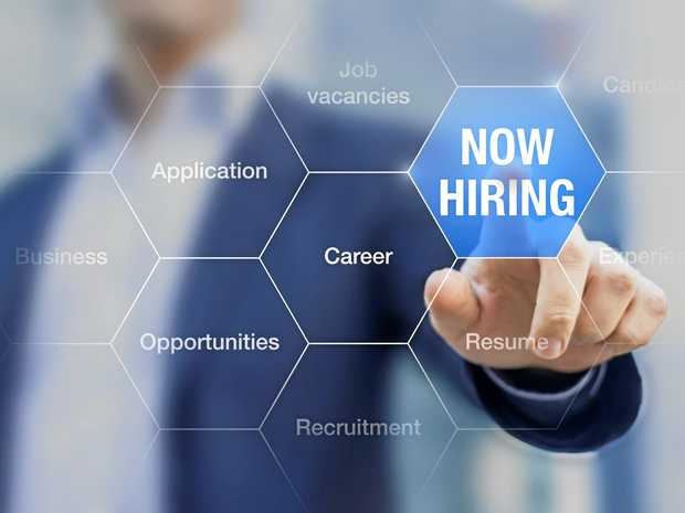 Jobs are up for grabs in retail, mechanical, sales, admin, boating, hospitality and more.