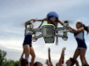 DJI Spark drone is child's play to fly