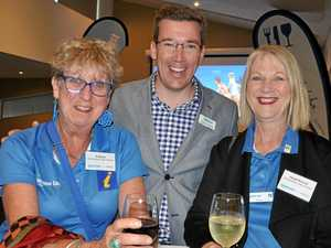 Tourism personalities mingle at networking night