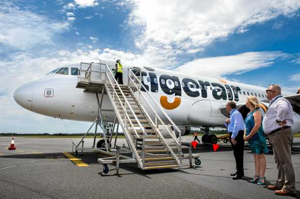 GOING CHEAP: Book a flight from Coffs Harbour from $25 as Tigerair launches a sale to celebrate its 25 millionth passenger.