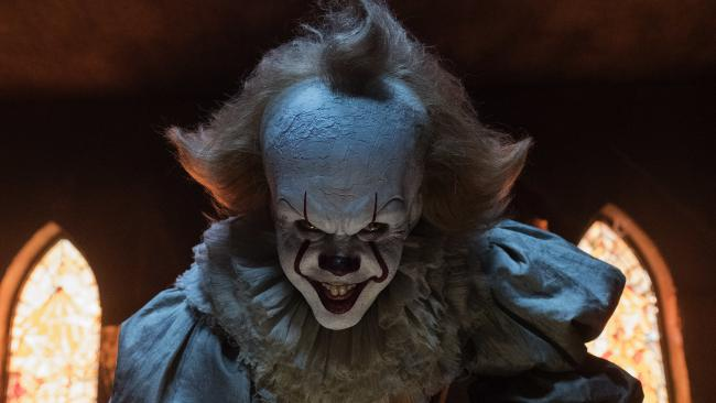 Pennywise: the (un) acceptable face of modern coulrophobia.