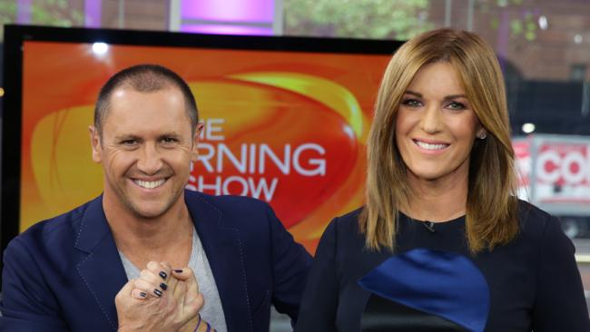 Morning Show host Kylie Gillies has opened up about her recent cancer scare.
