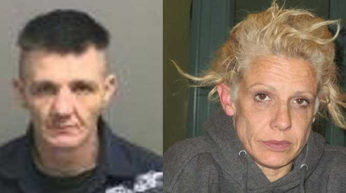 Police have released images of the 33-year-old man and 44-year-old woman after they charged a 34-year-old Kooralbyn man with murder yesterday.