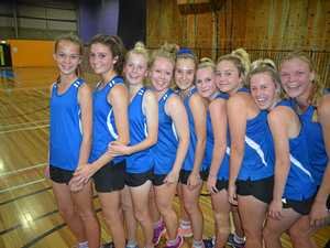 See the video on the excitement of one winning netball team