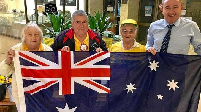 PROUD: Daffodil Day was a hit on the Northern Beaches.