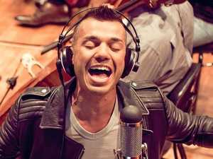 Love for live, stripped-back music fuels Anthony Callea's new album backed by orchestra
