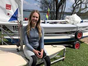 Uni sailing club may be way to keep Sarah on Coast