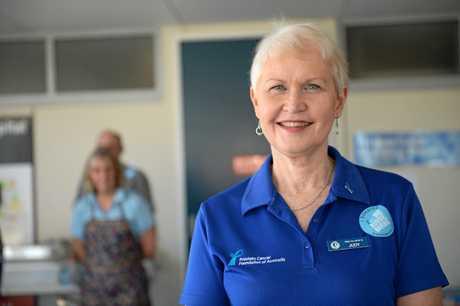 Judy Cornick, Prostate Cancer Specialist Nurse.