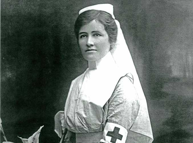 OUTSTANDING SERVICE: Richmond River nurse Ellen Riordan was awarded seven medals for her service in the ANZAC Nursing Corps in both World Wars. Now Southern Cross University will honour her legacy with an annual lecture series.