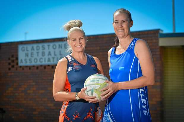 BITTER-SWEET RIVALS: Long-serving players Tracey Calis from Valleys Stars and Yaralla Falcons Melanie Dyball will play for premiership glory tomorrow night.