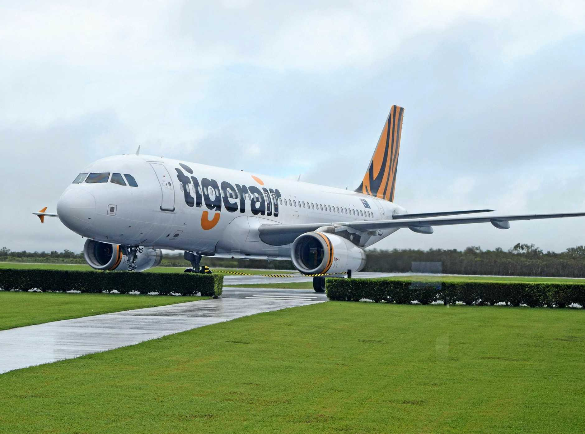 Tigerair is offering dirt cheap prices from the Whitsundays.