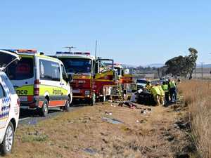 Horror New England Hwy crash victims named