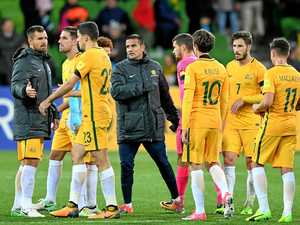 Socceroos' date with Syria in playoffs confirmed
