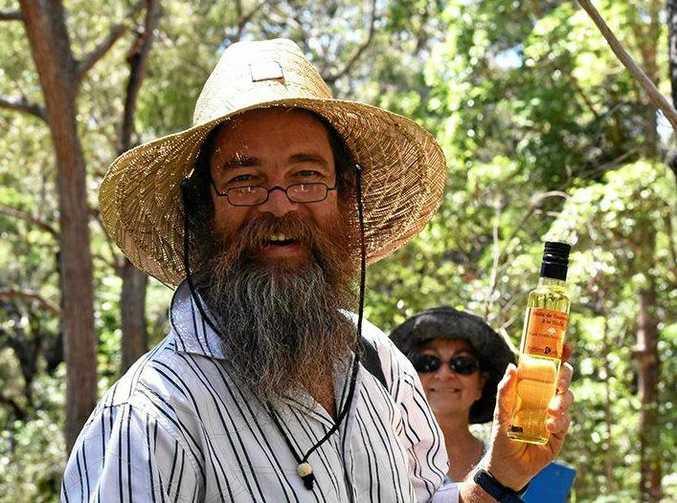 OPEN MIND: University of the Sunshine Coast wildlife ecology lecturer Dr Scott Burnett.