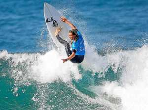 Andrew produces major upset at Swatch Pro