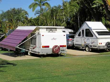 Caravan Parks Are Never Full