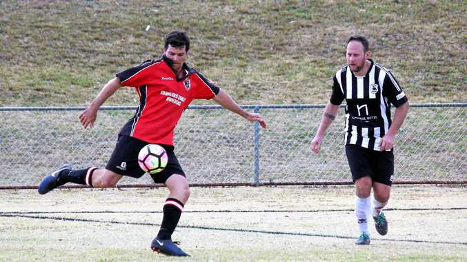 FRESH LEGS: The Chinchilla Bears will play in the grand final this weekend for the third consecutive year in a row.