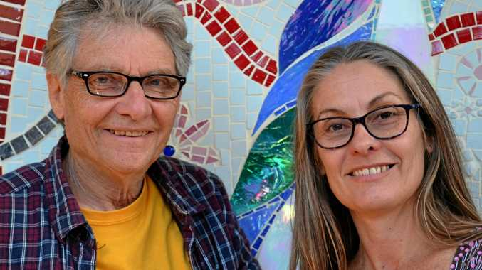 TAKE THEM FOR GRANTED: Grant writing ninjas Jim Beatson and Cherie Bromley.