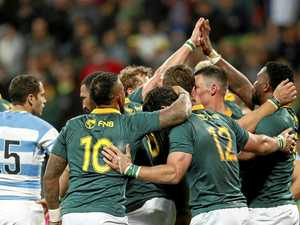 Springboks on a roll after sticking with coach