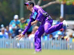 Bazley eyes up big season of cricket