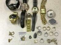 Watches, gold and silver jewellery fund addict's ice habit
