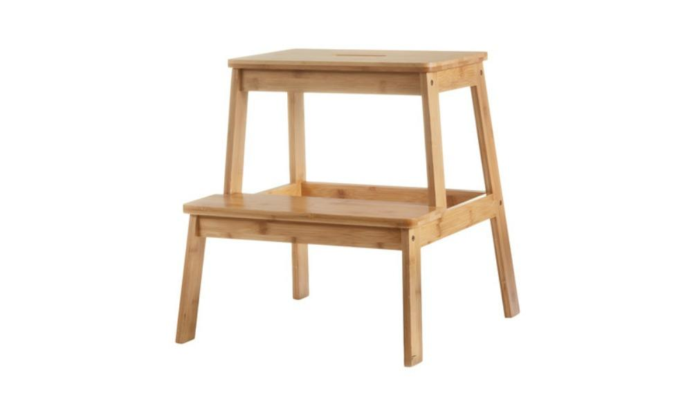 The $19 stool everyone is going gaga over. Image: Kmart