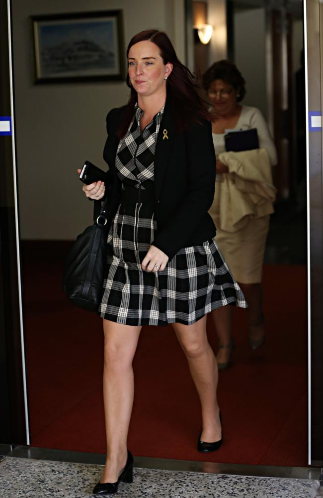 """Keppel MP Brittany Lauga said she was """"terrified"""" of the accused stalker. Picture: Annette Dew"""
