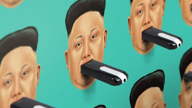 Flashdrives for Freedom is literally using USB drives to stick it to Kim.