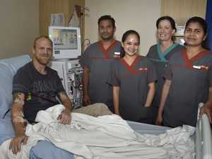 Wear red and walk for people like Toowoomba's Aaron