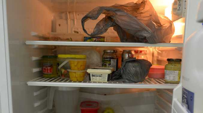 WHAT'S IN YOUR FRIDGE? Here at the Daily Examiner, we are often too busy to remember our lunch so it's often full of slightly smelly, strange looking substances that were once food. What is your office like?