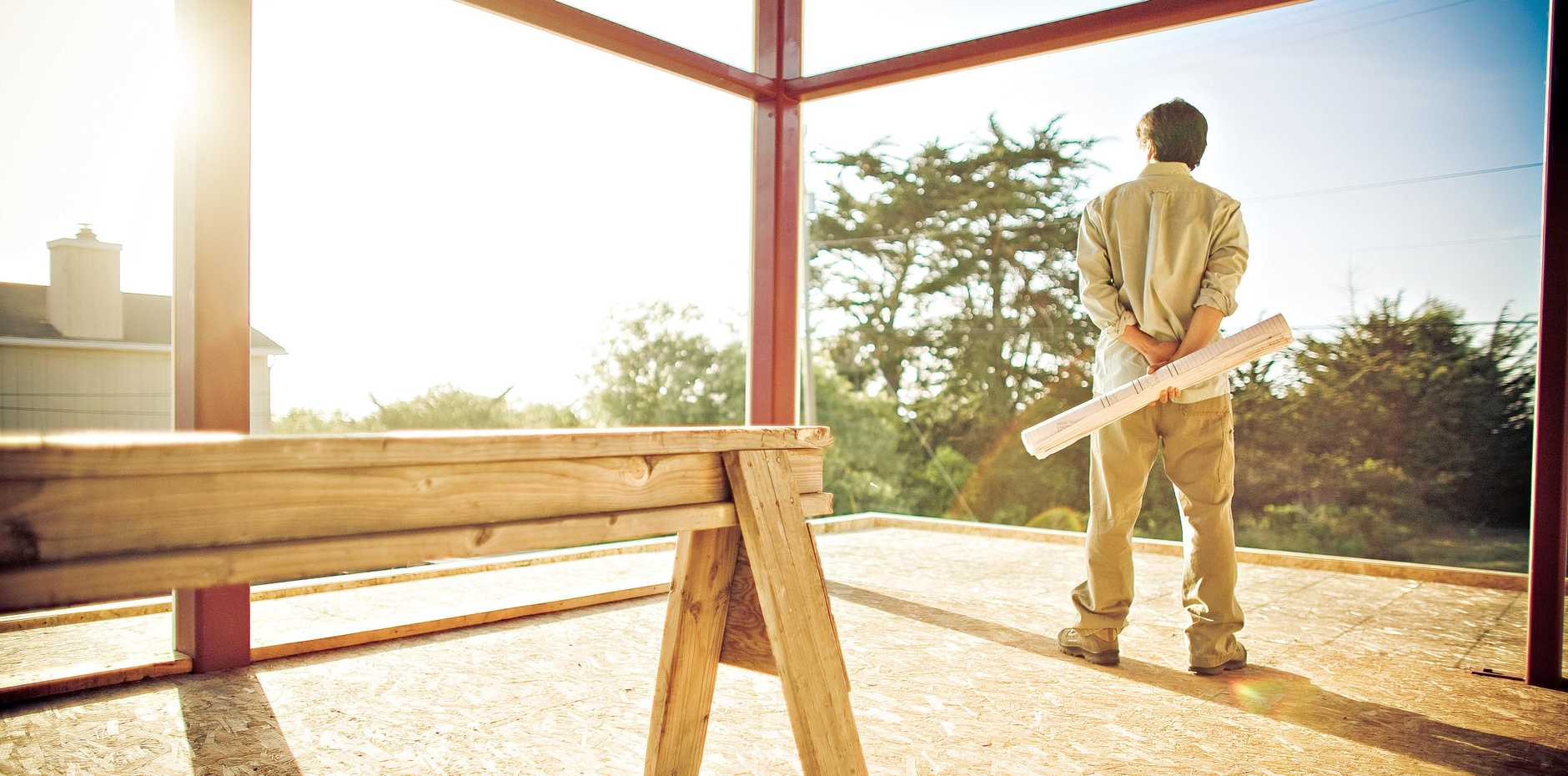 Consider taking on some of the planning yourself during a build - you can save a fortune.