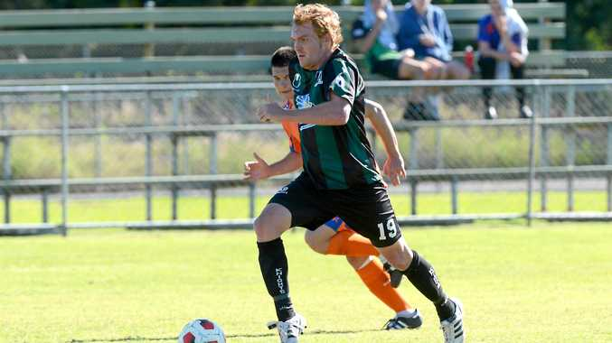 Trent Griffiths will help the Ipswich Knights match Tarragindi in the City League 4 grand final.