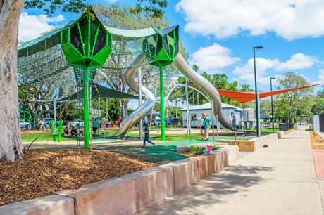 Alf Larson-Lions Park, Miriam Vale.