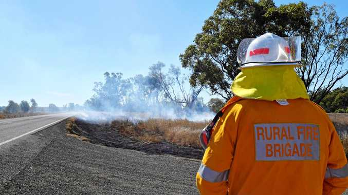 FIRE SEASON: Landowners are being warned to prepare for bushfires after a warm, dry winter.