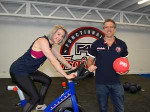 Business savvy couple make new city gym vision a reality